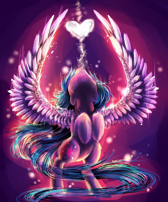 Twilight Sparkle by AquaGalaxy on deviantART: