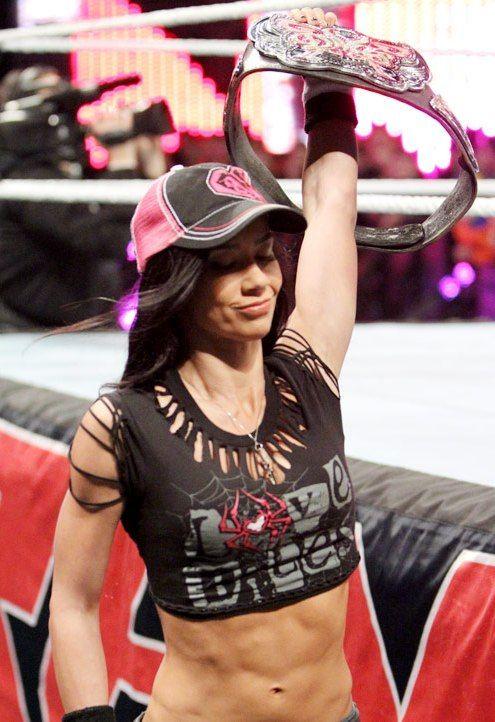 Paige WWE ke