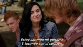 Demi Lovato - Brand New Day (Camp Rock 2: Official Movie Version), via YouTube.