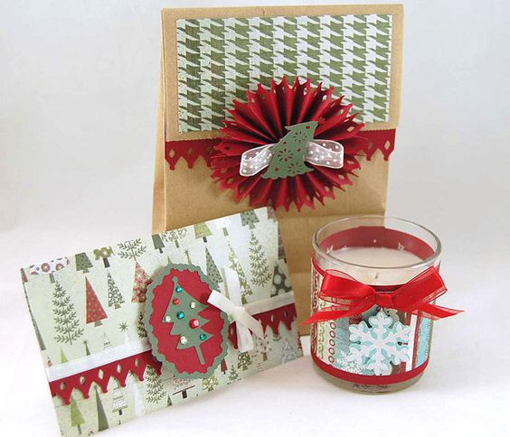 Create one-of-a-kind holiday gifts for your loved ones with the Cricut!