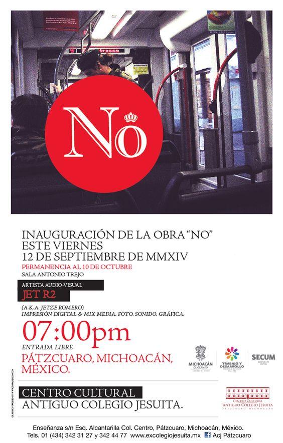 Impresion Digital, Mix Media, foto, Sonido y Gráfica en el Ex Colegio Jesuita de Pátzcuaro