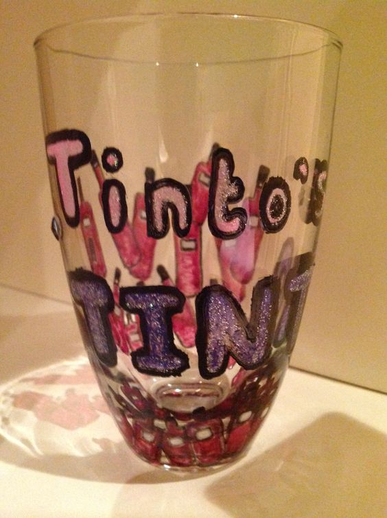 Made for Kathryn who loves tinto x