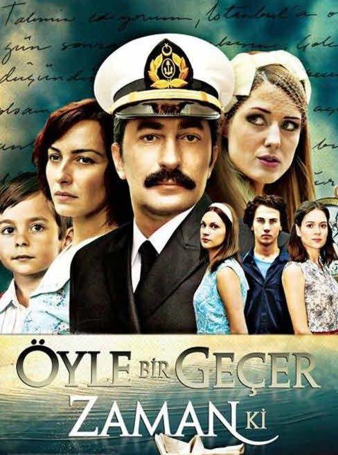 A Series Oyle Bir Gecer Zaman Ki مسلسل على مر الزمان Movie Posters Tv Series Captain Hat