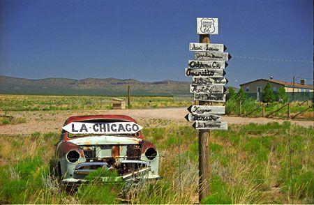 Route 66 Truxton
