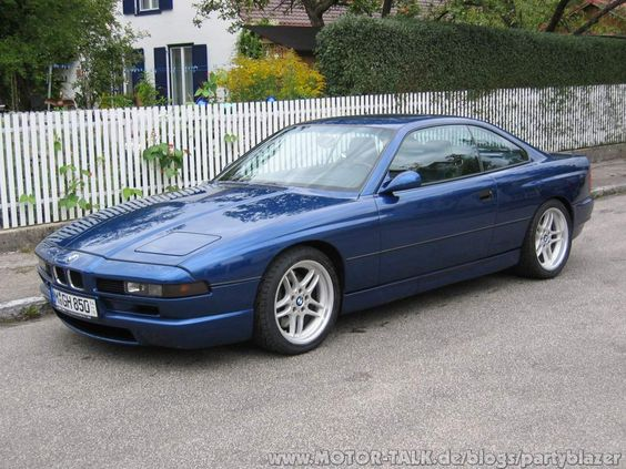 BMW 850 CSI Could have one of these for 10k. Original