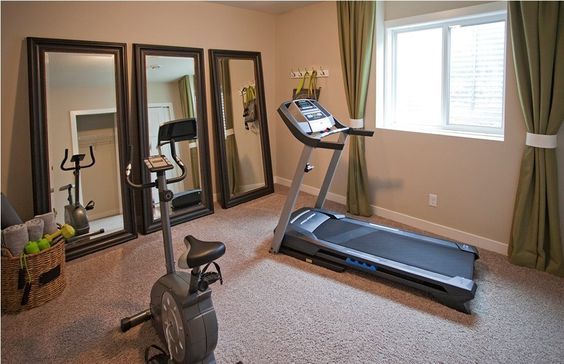 Workout Room For The Home Pinterest Workout Rooms