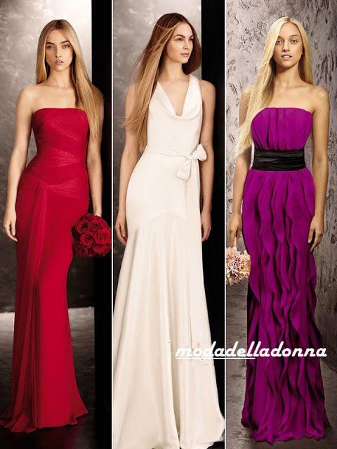 Spazio Personale di Sonia: White by Vera Wang 2013 Wedding dresses