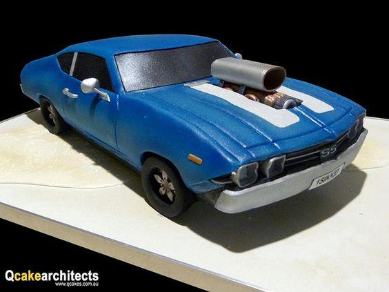 Car cake | Cake ideas | Pinterest | Car cakes, Birthdays