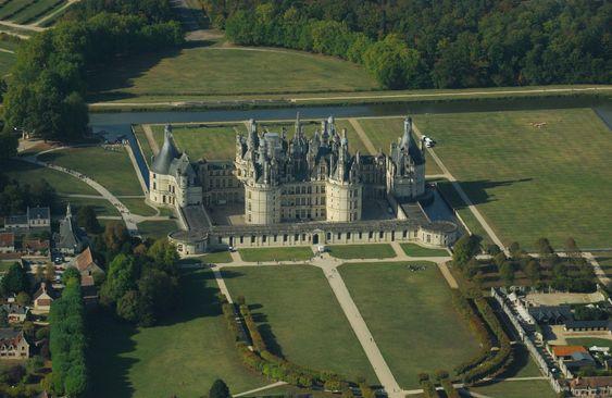 kasteel van Chambord - Google zoeken