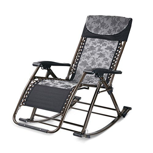 Ms Lounge Chair Collapsible Recliners Multifunction Rocking Chair Health Chair Living Room Dual Use Chair Office Rocking Chair Used Chairs Living Room Chairs