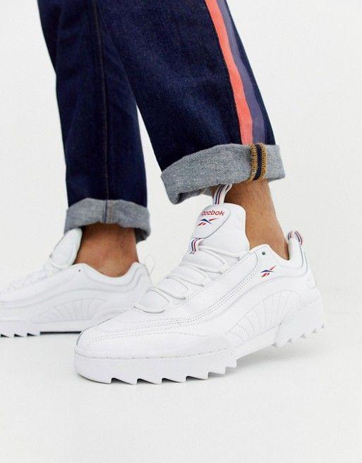 Reebok Rivyx Ripple Sneakers White