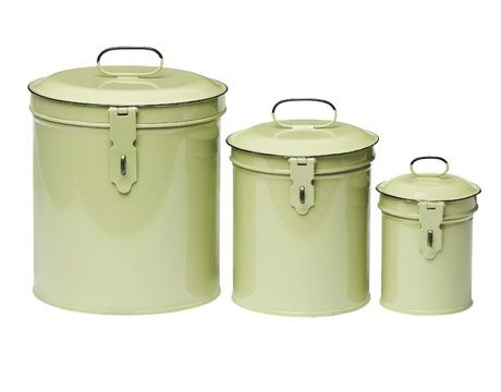Decorative Metal Kitchen Canisters Pinterest Country Kitchens Metals And You Think