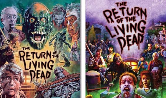 Scream Factory - Big 'Return Of The Living Dead' Blu-Ray News!