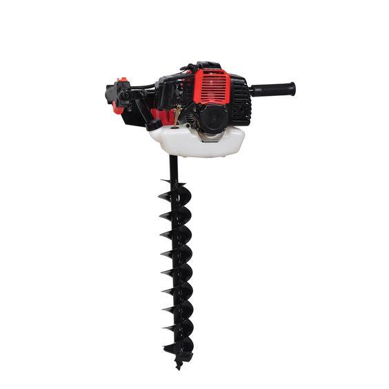 Predator outdoor power equipment 60622 1 5 hp gasoline auger powerhead with 4 bit r r farm for Garden auger drill bit harbor freight