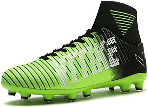 Best Seller Vitike Soccer Shoes Cleats High Top Sock Ankle Care Performance Football Cleats Shoes Online Newtopgoods Kids Soccer Cleats Youth Cleats Soccer Boots