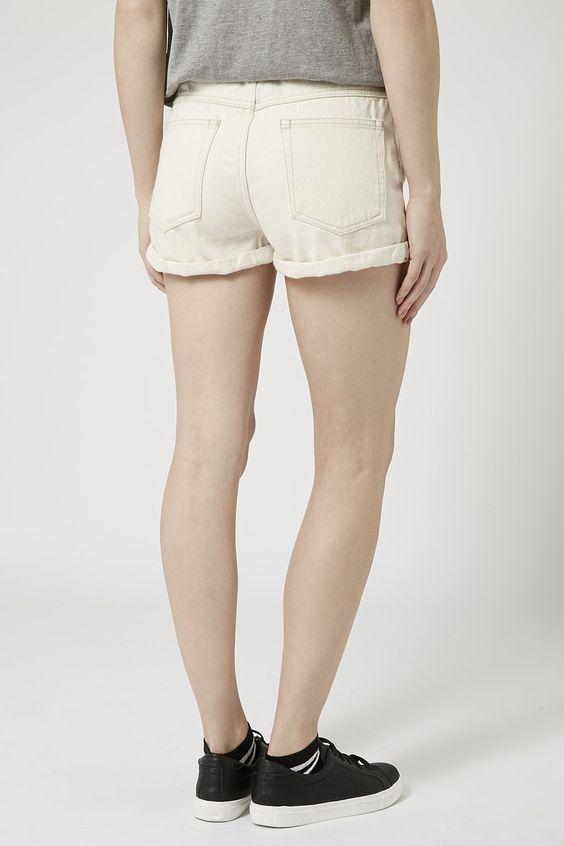 MOTO Selvedge Shorts