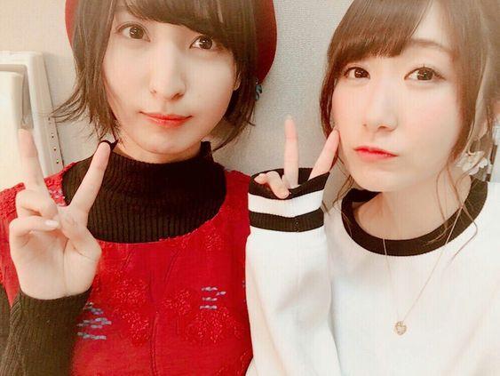 佐倉綾音さんと日高里菜さん