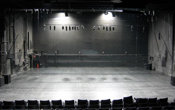 Image result for stage black and white