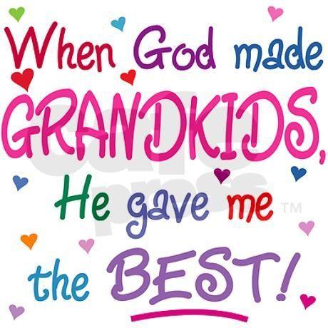 Bestgrandkids 11 Oz Ceramic Mug When God Made Grandkids 11 Oz Ceramic Mug By Southern Family Tees In 2021 Best Aunt Quotes Birthday Wishes For Aunt Aunt Quotes