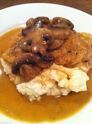 Copy Cat Recipe ... Cheesecake Factory ...Chicken Marsala !