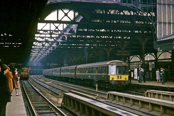 Hi-Res R0679 | Sunday morning, 5th March 1967 was a miserabl… | Flickr