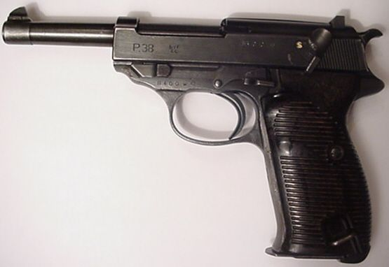 P-38 Pistol - Investments and Values of Wartime Handgun