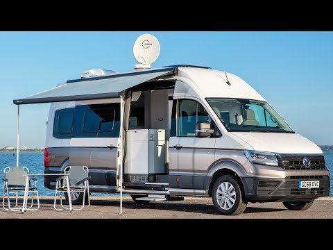 2020 Volkswagen Grand California 680 Luxurious Camper Van Youtube Volkswagen Grands Camper Van
