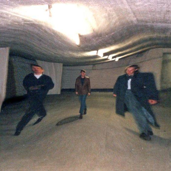 Abortive Gasp goes Underground in Hamburg (Hamburg-Rissen / Wedel-Holstein ca. 1989)