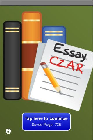 type essays on iphone