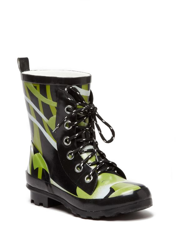 SPORTO              Tracy  Fun Rain Boot!
