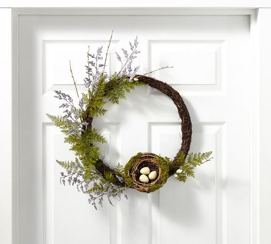 Nest Wreath