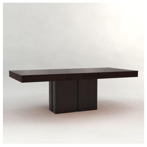 Canadel Custom Diningcustomizable Rectangular Table Dining Table Dining Table Bases Pedestal Dining Table