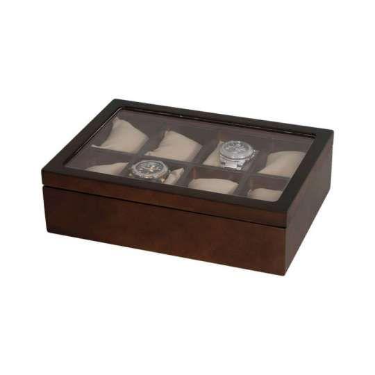 Caixa para Relógios Harry Conhaque 20X30 Porto Brink