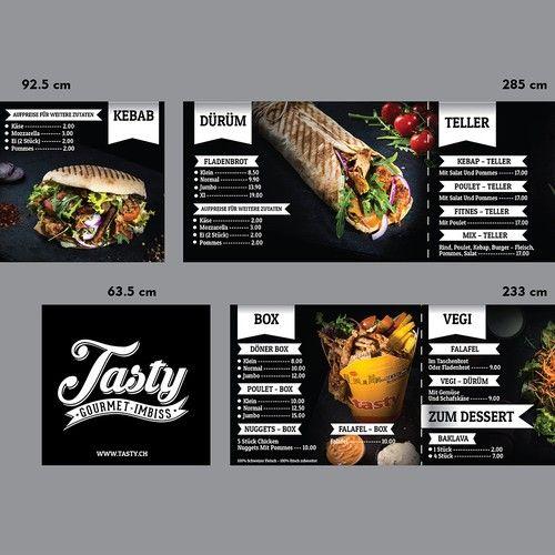 Runner Up Design By Kiky Rizki Restaurant Signage Food Menu Design Restaurant Design Inspiration