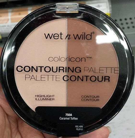 Spotted: NEW Wet n Wild Coloricon Contouring Palettes in Dulce De Leche and Caramel Toffee