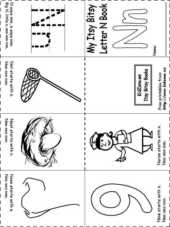 Printables Kidzone Worksheets beginning letter sounds worksheet httpwww kidzone ws wskindergarten