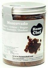 Azúcar Moscovado o Mascabado Home Chef - El Dulce de Pau #azucarmoscovado #azucarmascabado #azucarmascabadodondecomprar #homechef #azucarmuscovado