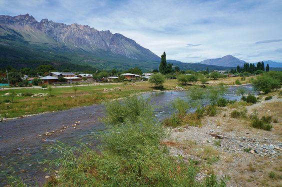 El Bolsón, Argentina river (1)