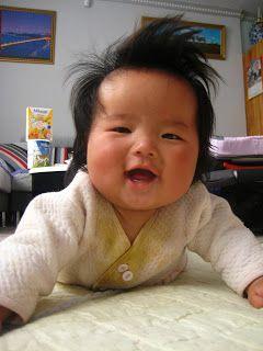 Meer dan 1000 afbeeldingen over Mongolian babies op ...