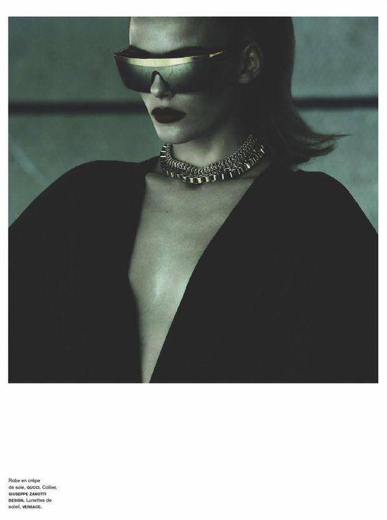 Caroline Brasch Nielsen,& Madison Headrick  by Greg Kadel