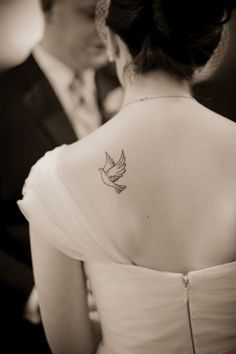 simple dove tattoo - Google Search