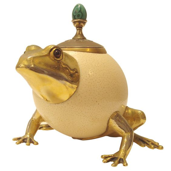 Anthony Redmile:  Egg Frog: