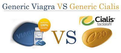 Generic Viagra Vs Generic Cialis