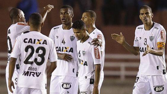 Robinho debutará con el Atlético Mineiro en la Copa Libertadores ante Independiente del Valle. Feb 23, 2016