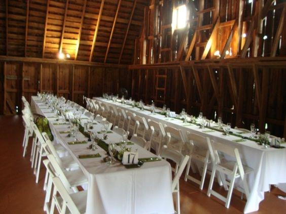 misty farm wedding - Google Search