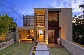 Fachada casa moderna 02