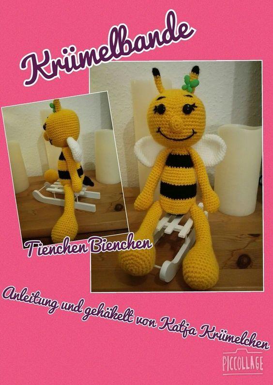 süße kleine Biene