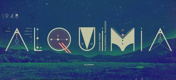 Alquimia Font / HypeForType Exclusive / Luis Torres   Flickr: partage de photos!