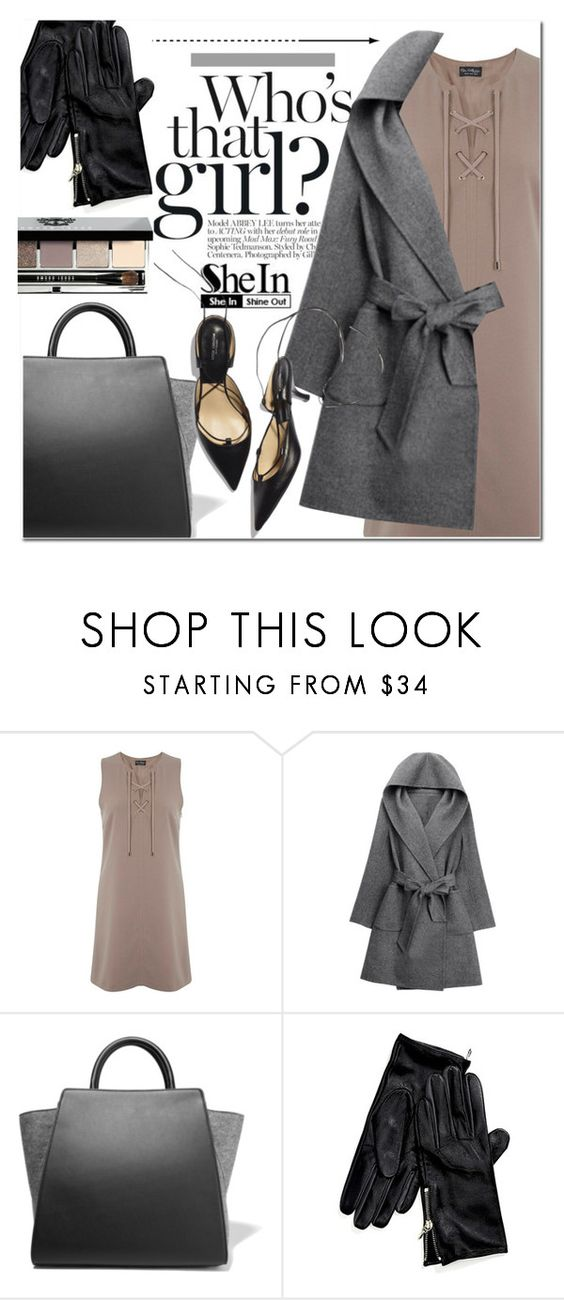 """""""Untitled #2892"""" by snickres ❤ liked on Polyvore featuring Kershaw, Miss Selfridge, WithChic, ZAC Zac Posen, Tommy Hilfiger and Bobbi Brown Cosmetics"""