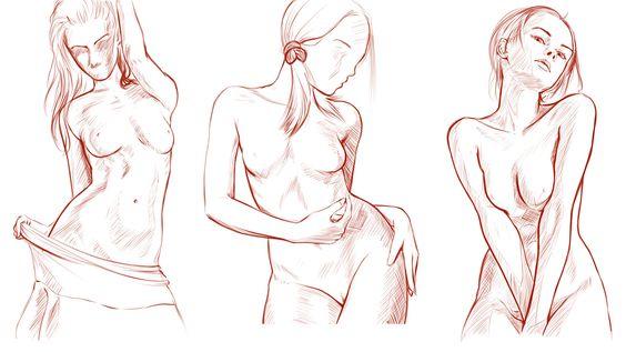 Female Body Practice by forgotten-wings on DeviantArt